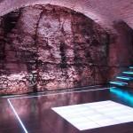 ボーヌロマネの地下の地層がよくわかる
