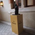 ドン ルイナールの像